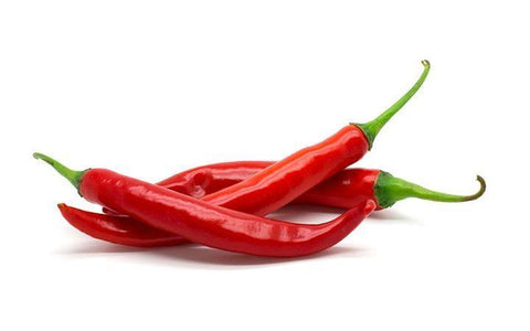 From Lebanon Vegetables Red Chilli