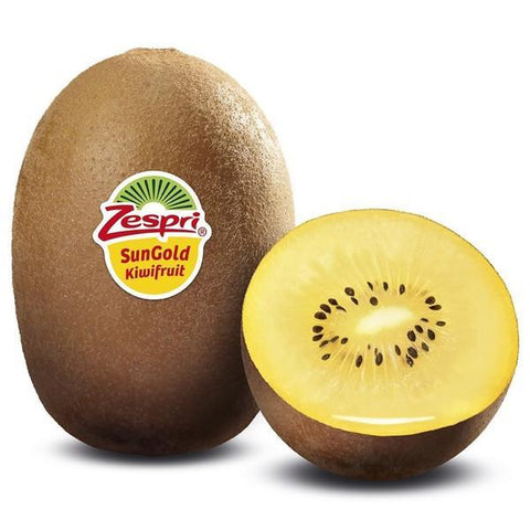 "From New Zealand Fruits SunGold Kiwi ""zespri"""