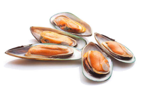 From New Zealand Seafood Half Shell Mussels
