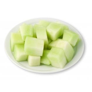From Qualityfood.ae Fruits Fresh Cubed Honeydew Melon