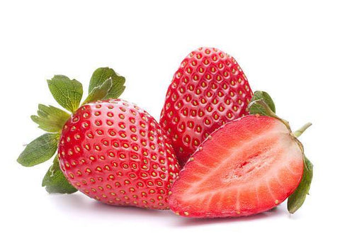 From Qualityfood.ae Fruits Fresh Halved Strawberries