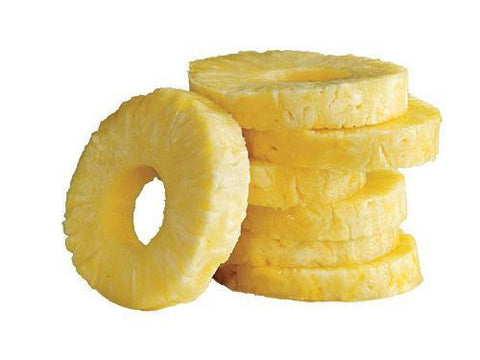 From Qualityfood.ae Fruits Fresh Pineapple rings