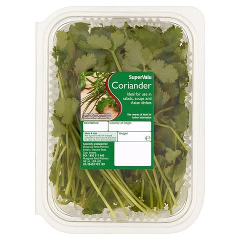 "From Qualityfood.ae Vegetables Coriander Leaves "" Washed &  Ready to Eat""- Cilantro"