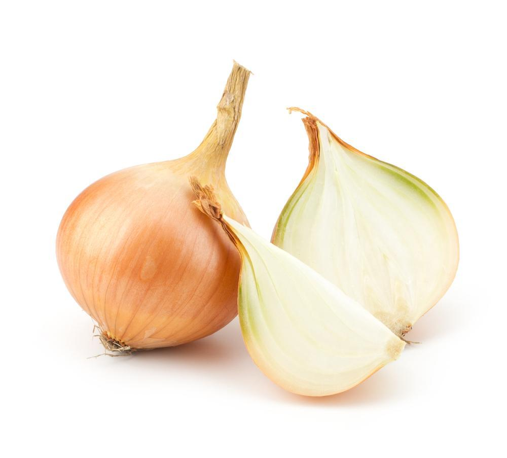 Peeled Brown Onion Qualityfood Ae