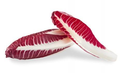 "From Qualityfood.ae Vegetables Radicchio leaves "" Washed &  Ready to Eat"""