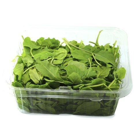 "From Qualityfood.ae Vegetables Rocca Lettuce Leaves "" Washed &  Ready to Eat"""
