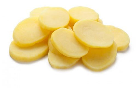 From Qualityfood.ae Vegetables Sliced Potato