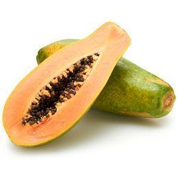 From South Africa Fruits Red Papaya