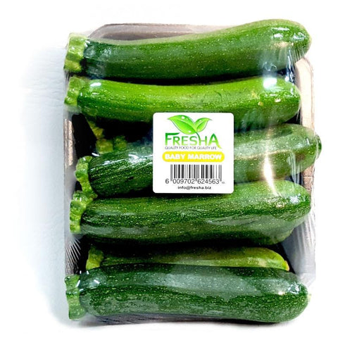 From South Africa Vegetables Baby Marrow