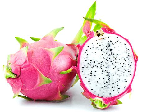 From Thailand Fruits Dragon Fruit