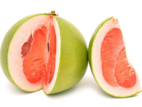 "From Thailand Fruits Pink Pomelo ""Pummelo"""