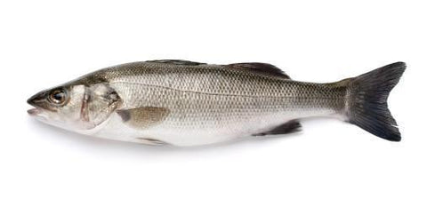 "From Turkey Seafood Farm-Raised Whole Sea Bass ""Loup De Mer"""
