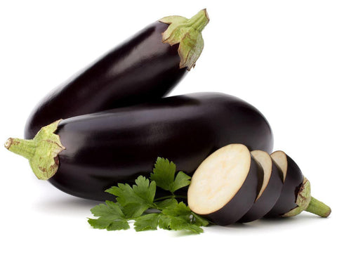From UAE Vegetables Organic Eggplant