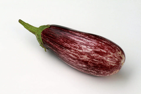 From UAE Vegetables Organic Purple Eggplant