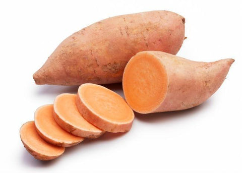 From UAE Vegetables Organic sweet potato