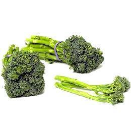From UK Vegetables Sweet Baby Broccoli