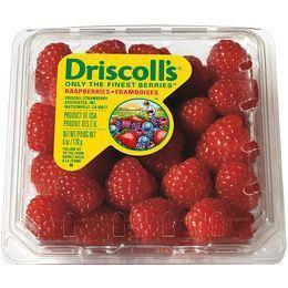 From USA Fruits Raspberry Driscolls