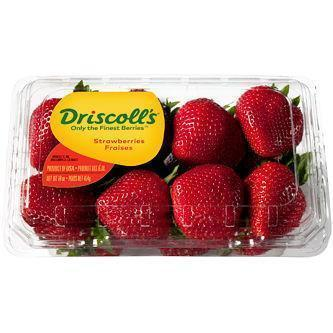 From USA Fruits Strawberry Driscolls