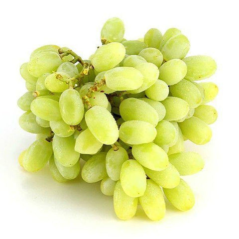 From USA Fruits White Grapes