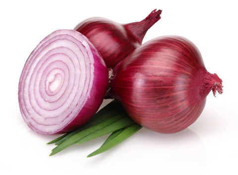 From USA Vegetables Red Onion