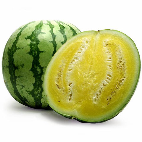 Yellow Seedless Watermelon