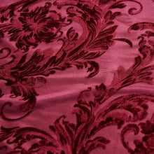 Velvet Damask Table Linen
