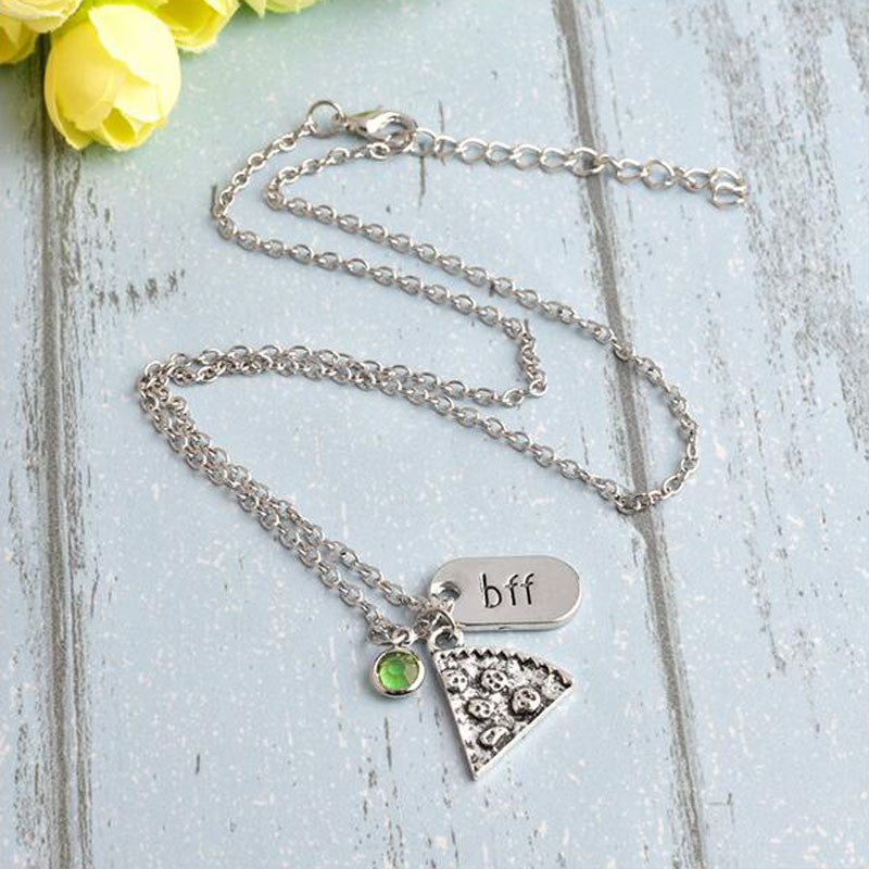 BFF Pizza Necklace (6pcs)