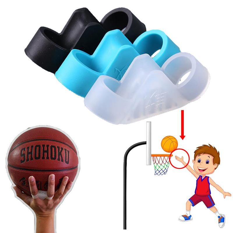 1Pcs Silicone Basketball Ball Finger Shooting Trainer