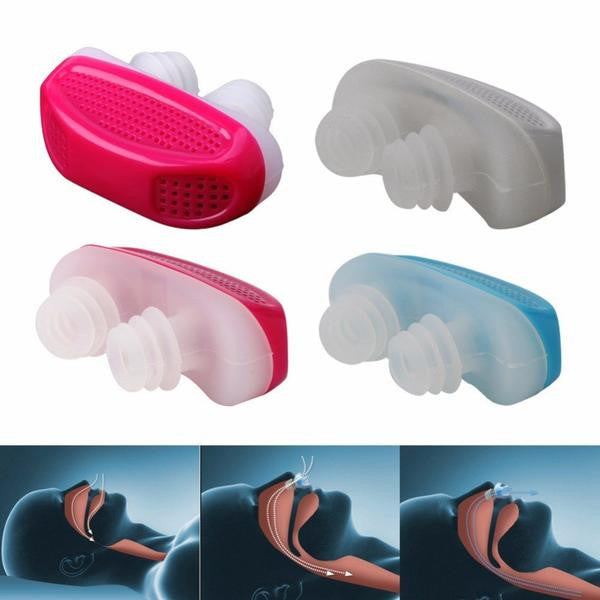 Sleep Aid: Anti Snore Device