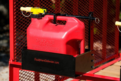 No-Spill Gas Rack