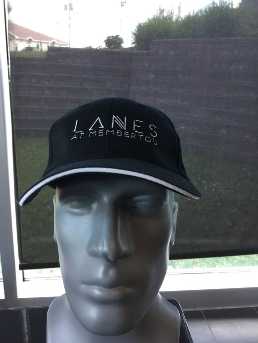 Black Lanes Hat