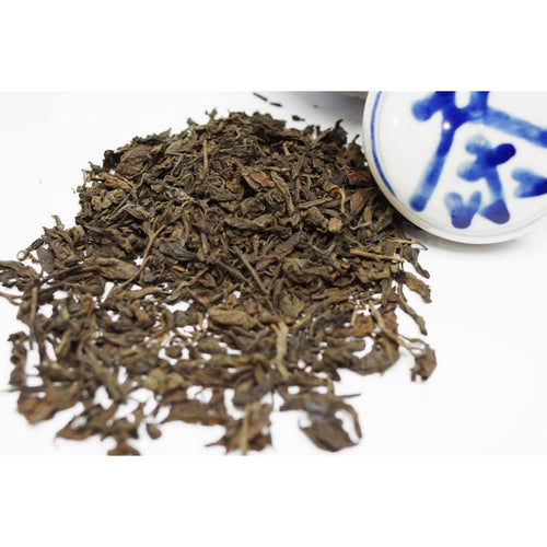 1960 Liao Fu Hao Ji Loose Leaf Raw Pu-erh 1 oz.