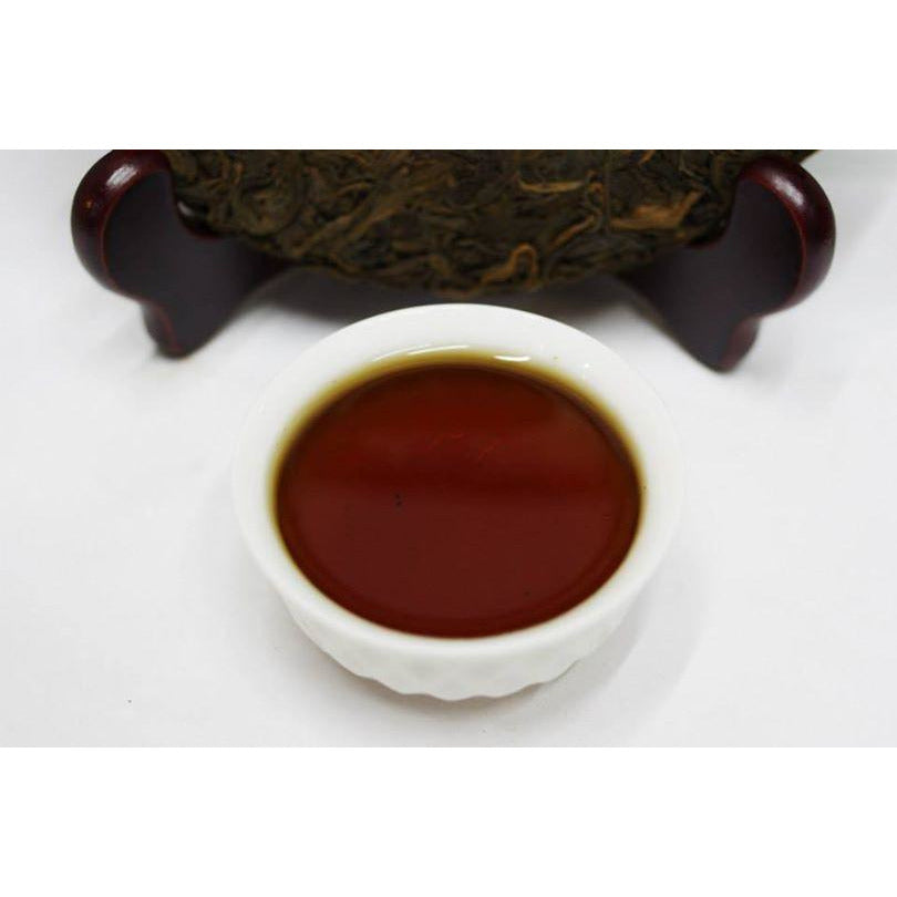 1980's Red Label Sheng Pu-erh Special Edition 350g