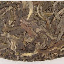 2004 CNNP Yiliang Factory Red Label Sheng (Raw) Beeng Cha 350g
