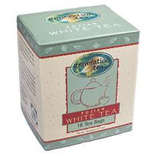 18 Fujian White Tea Teabags