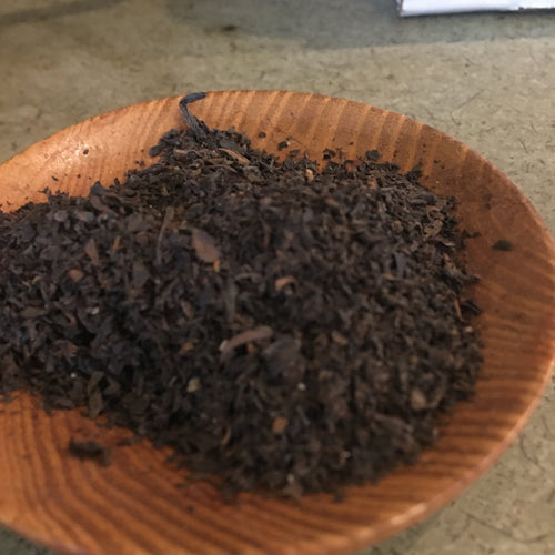 1970's Royal Tibetan House Pu-erh Tea Powder blend
