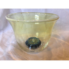 Collin Russell Artist glass teacup 5 oz
