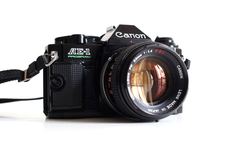 Canon AE-1 Program : le test complet