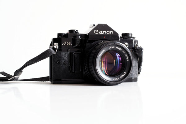 Canon A1 : test complet