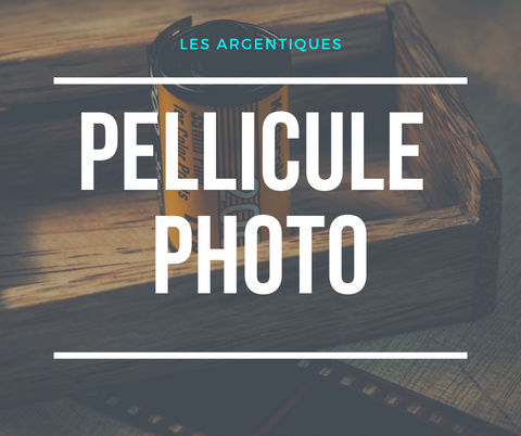 Pellicule photo argentique