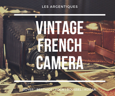 Vintage French camera