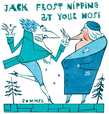 Don't let Jack Frost nip at your nose…or your fingers or your toes this winter!