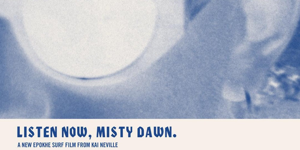 KAI NEVILLE'S 'LISTEN NOW, MISTY DAWN' IS AVAILABLE FOR DOWNLOAD
