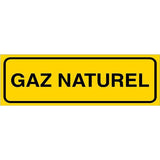 *Raccord en gaz naturel