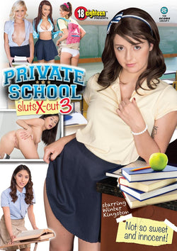 Private School Sluts X-Cut 3