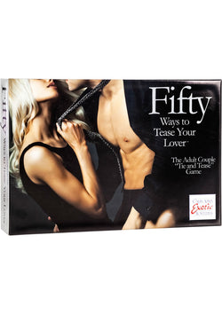 Fifty Ways To Tease You Lover Game
