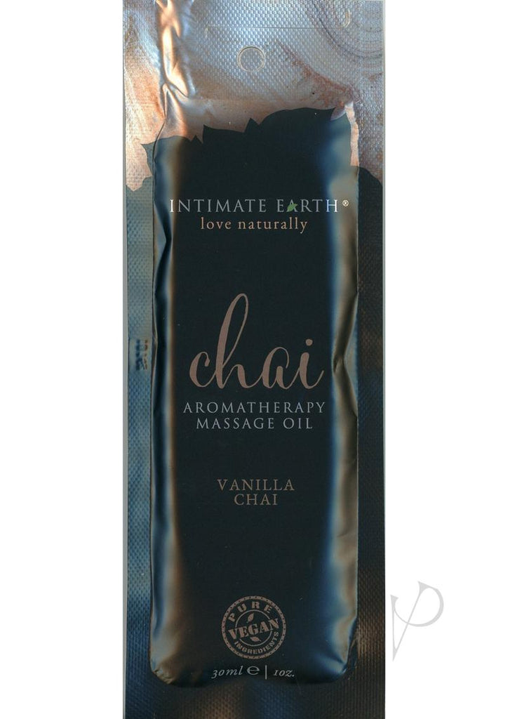 Chai Massage Oil Foil 1Oz
