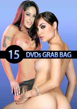 Pd Grab Bag Straight 15 Dvds