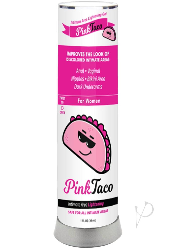 Pink Taco Intimate Lightening Gel 1Oz