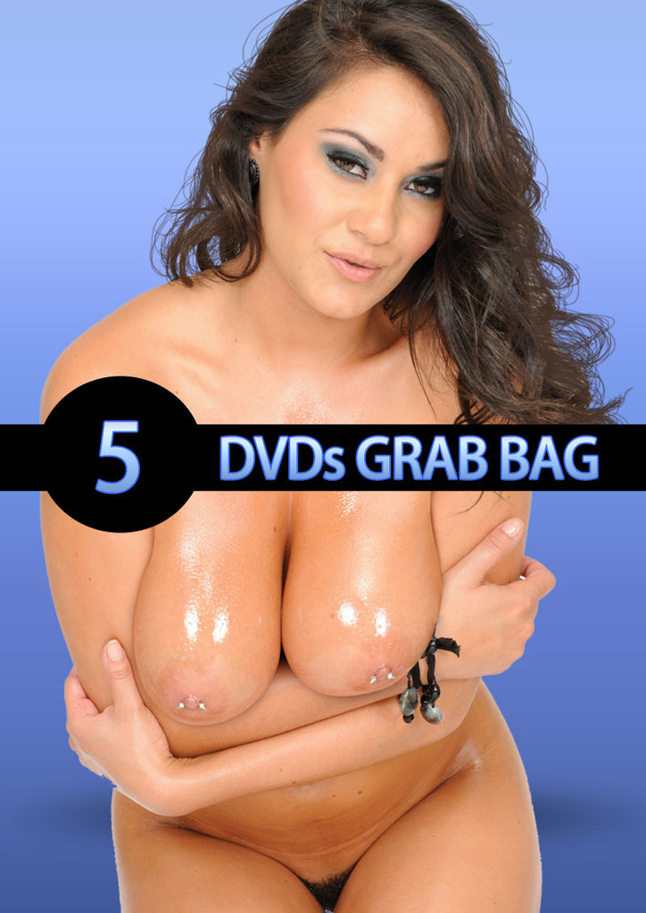 Pd Grab Bag Straight 5 Dvds